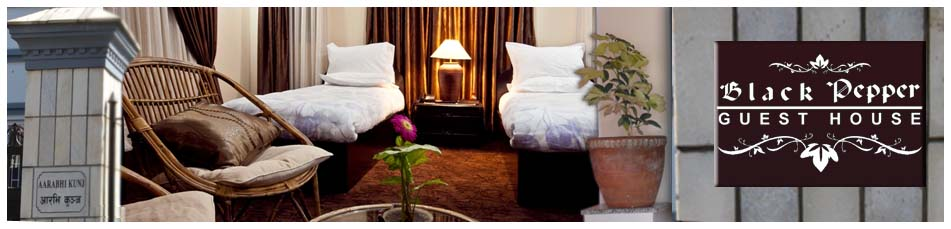 who::Black Pepper Guest House